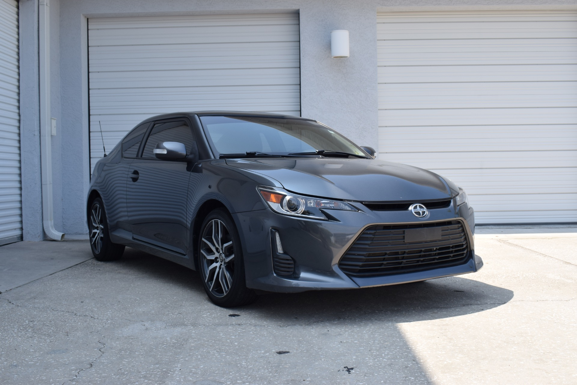 Used 2014 Scion tC Hatchback Coupe 2D for sale Sold at Track and Field Motors in Safety Harbor FL 34695 1