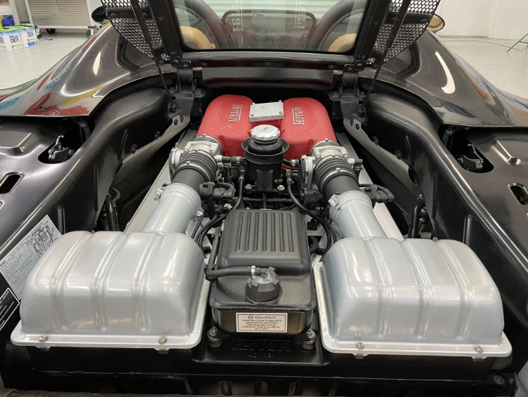 Used 2003 Ferrari 360 Convertible 2D Spider 3.6L V8 for sale $89,997 at Track and Field Motors in Safety Harbor FL 34695 8