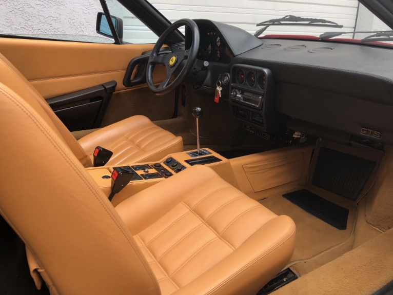 Used 1989 FERRARI 328 GTS for sale Sold at Track and Field Motors in Safety Harbor FL 34695 3