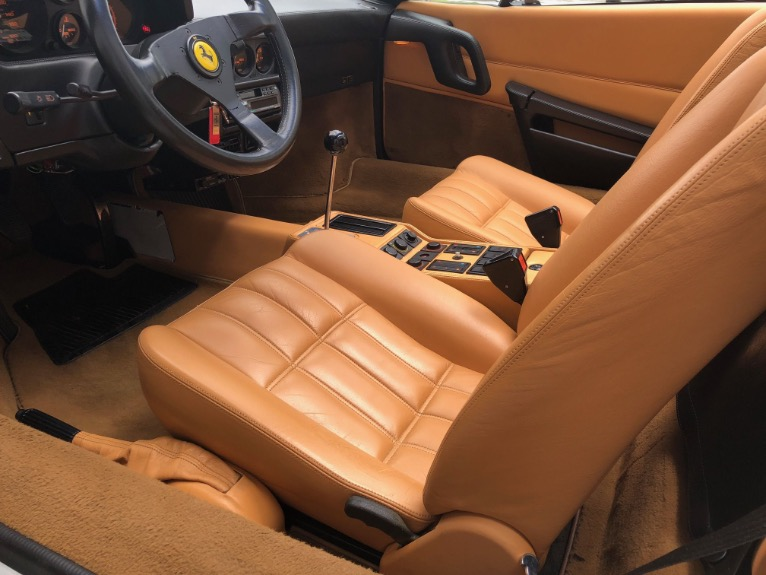 Used 1989 FERRARI 328 GTS for sale Sold at Track and Field Motors in Safety Harbor FL 34695 4