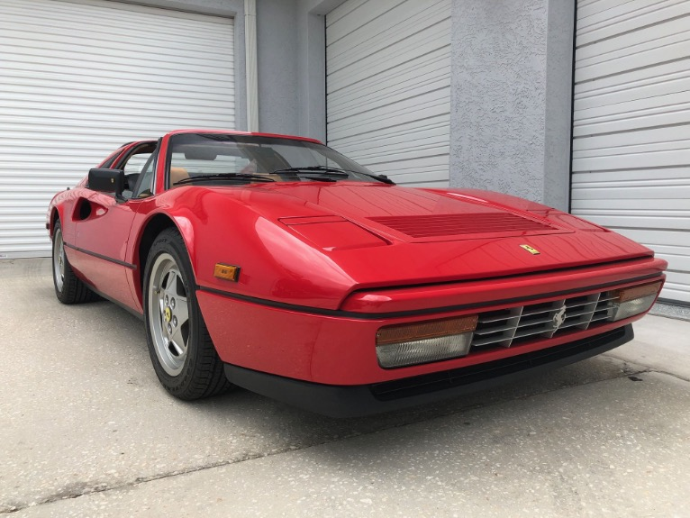 Used 1989 FERRARI 328 GTS for sale Sold at Track and Field Motors in Safety Harbor FL 34695 1