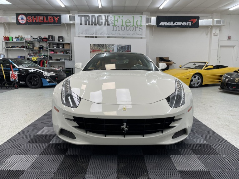 Used 2016 Ferrari FF Coupe 2D for sale Sold at Track & Field Motors in Safety Harbor FL 34695 2