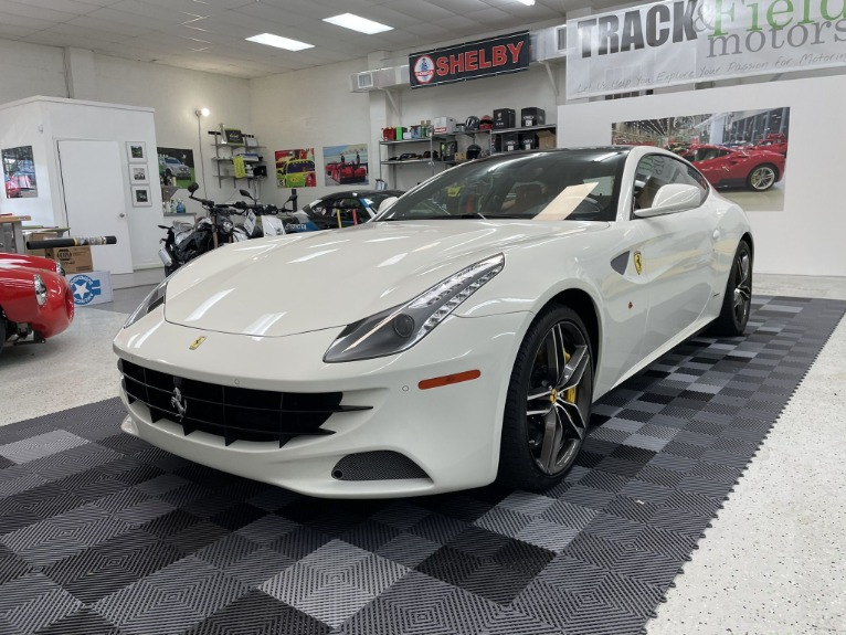 Used 2016 Ferrari FF Coupe 2D for sale Sold at Track & Field Motors in Safety Harbor FL 34695 3