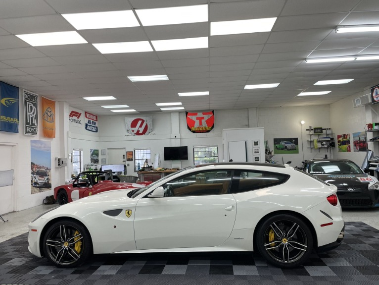 Used 2016 Ferrari FF Coupe 2D for sale Sold at Track & Field Motors in Safety Harbor FL 34695 4