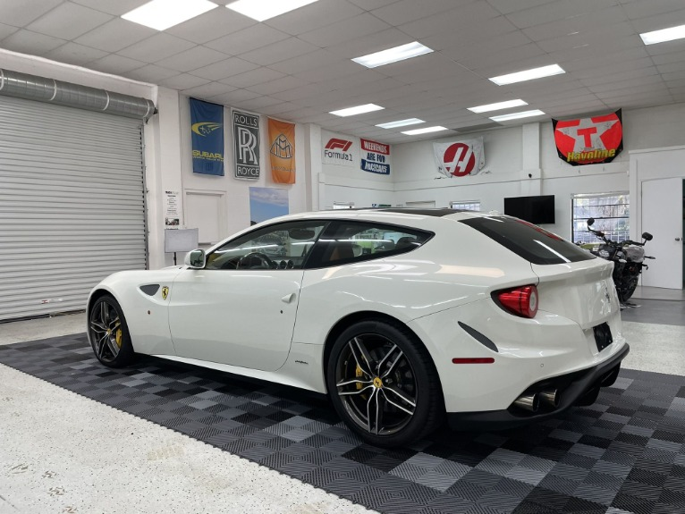 Used 2016 Ferrari FF Coupe 2D for sale Sold at Track & Field Motors in Safety Harbor FL 34695 5