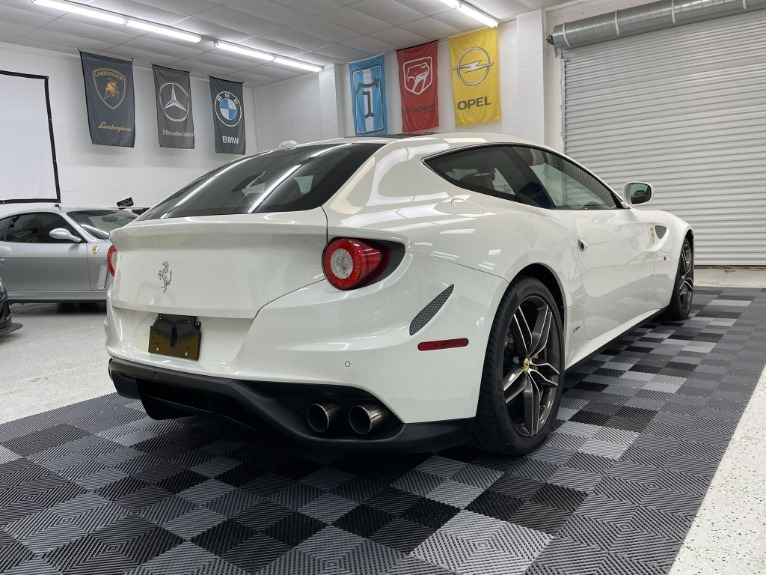 Used 2016 Ferrari FF Coupe 2D for sale Sold at Track & Field Motors in Safety Harbor FL 34695 7
