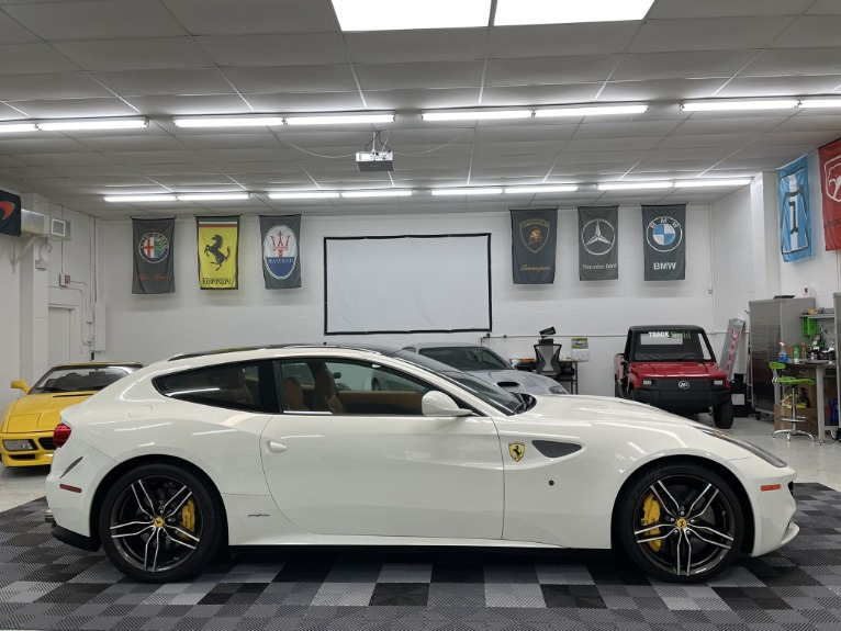 Used 2016 Ferrari FF Coupe 2D for sale Sold at Track & Field Motors in Safety Harbor FL 34695 8