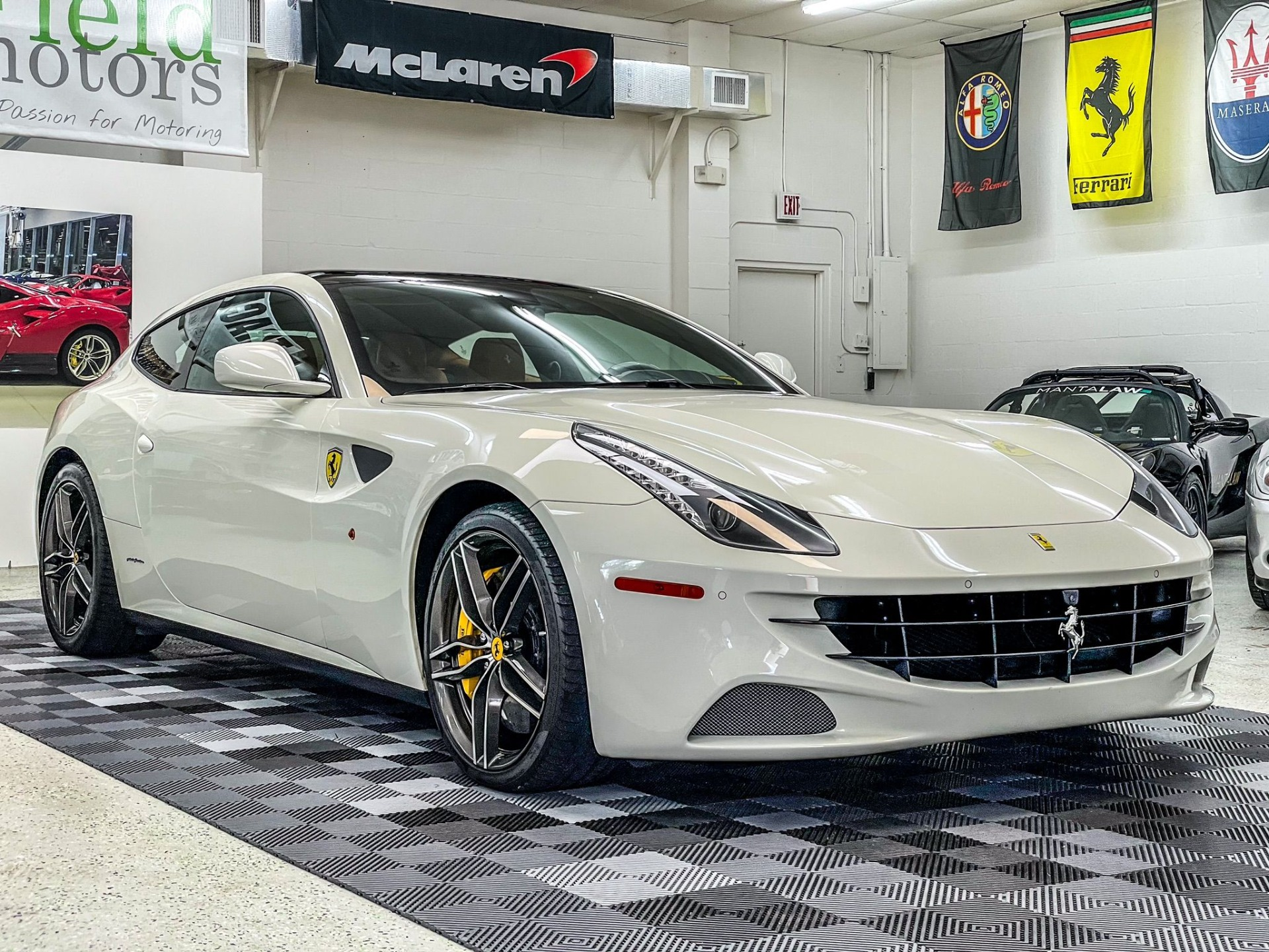 Used 2016 Ferrari FF Coupe 2D for sale $174,997 at Track and Field Motors in Safety Harbor FL