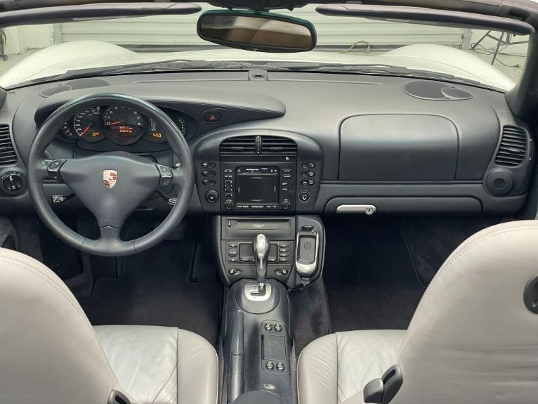 Used 2002 Porsche 911 Cabriolet 2D for sale Sold at Track & Field Motors in Safety Harbor FL 34695 2