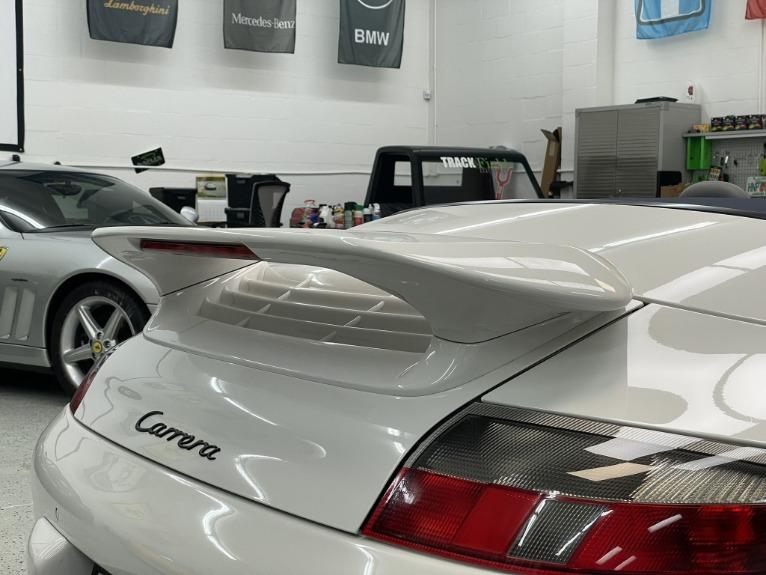 Used 2002 Porsche 911 Cabriolet 2D for sale Sold at Track & Field Motors in Safety Harbor FL 34695 3
