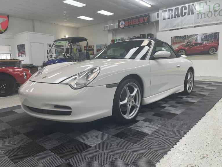 Used 2002 Porsche 911 Cabriolet 2D for sale Sold at Track & Field Motors in Safety Harbor FL 34695 6