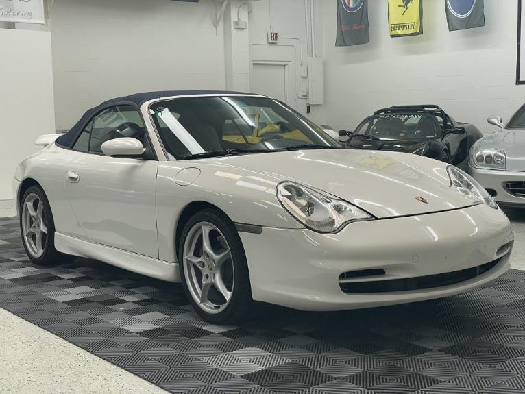 Used 2002 Porsche 911 Cabriolet 2D for sale Sold at Track & Field Motors in Safety Harbor FL 34695 1
