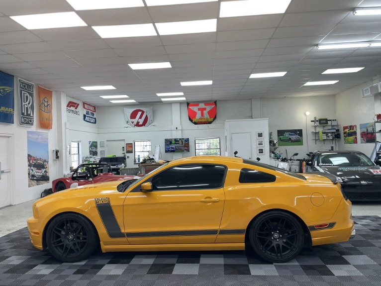Used 2013 Ford Mustang Boss 302 Coupe 2D for sale Sold at Track & Field Motors in Safety Harbor FL 34695 4