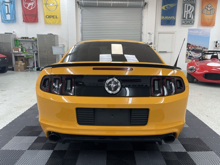 Used 2013 Ford Mustang Boss 302 Coupe 2D for sale Sold at Track & Field Motors in Safety Harbor FL 34695 6