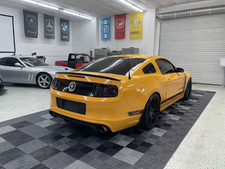 Used 2013 Ford Mustang Boss 302 Coupe 2D for sale Sold at Track & Field Motors in Safety Harbor FL 34695 7