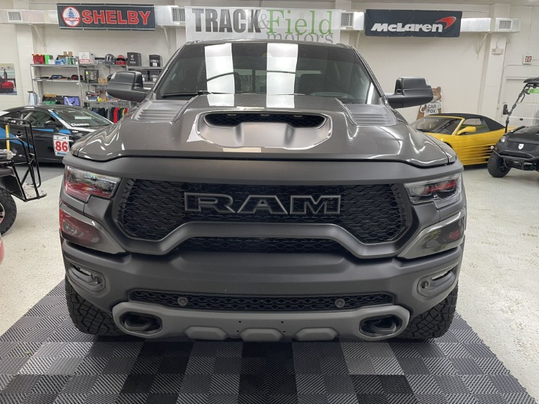Used 2021 Ram 1500 Crew Cab TRX Pickup 4D 5 1/2 ft for sale Sold at Track & Field Motors in Safety Harbor FL 34695 2