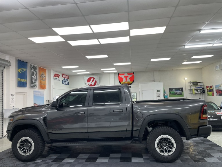 Used 2021 Ram 1500 Crew Cab TRX Pickup 4D 5 1/2 ft for sale Sold at Track & Field Motors in Safety Harbor FL 34695 4