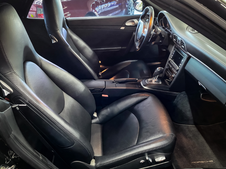 Used 2011 Porsche 911 Turbo S Convertible 2D for sale Sold at Track & Field Motors in Safety Harbor FL 34695 7