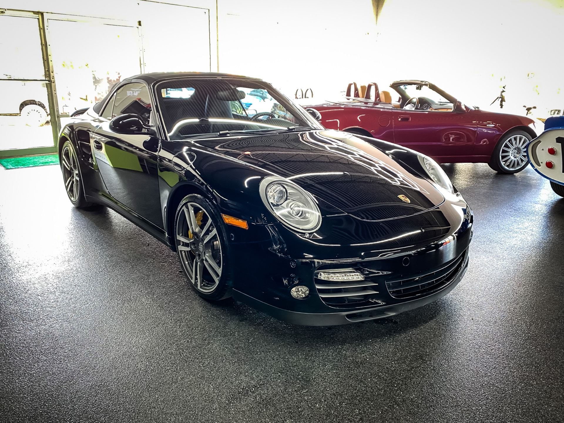 Used 2011 Porsche 911 Turbo S Convertible 2D for sale Sold at Track & Field Motors in Safety Harbor FL 34695 1