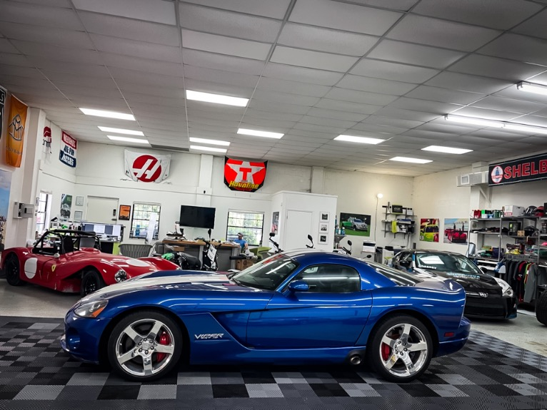 Used 2006 Dodge Viper SRT10 Coupe 2D for sale Sold at Track & Field Motors in Safety Harbor FL 34695 3