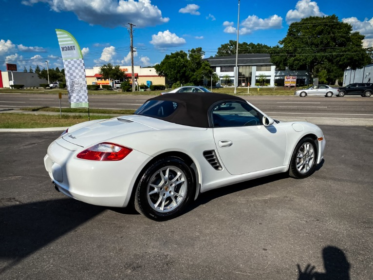 Used 2008 Porsche Boxster Convertible 2D for sale $22,997 at Track & Field Motors in Safety Harbor FL 34695 5