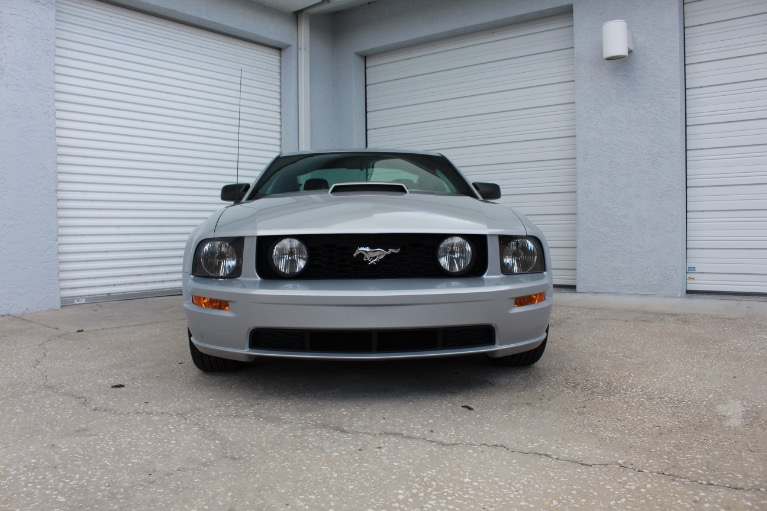 New 2006 Ford Mustang GT Premium Coupe 2D for sale Sold at Track and Field Motors in Safety Harbor FL 34695 2