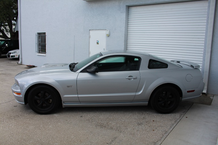 New 2006 Ford Mustang GT Premium Coupe 2D for sale Sold at Track and Field Motors in Safety Harbor FL 34695 6