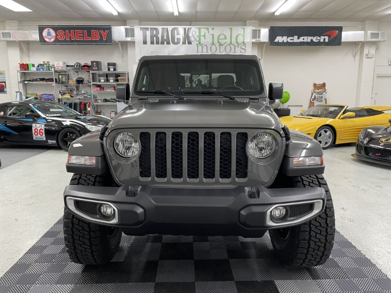 Used 2021 Jeep Gladiator Sport Pickup 4D 5 ft for sale $64,497 at Track & Field Motors in Safety Harbor FL 34695 3