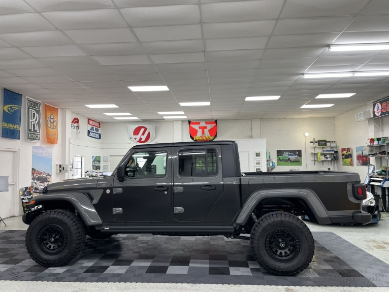 Used 2021 Jeep Gladiator Sport Pickup 4D 5 ft for sale $64,497 at Track & Field Motors in Safety Harbor FL 34695 5