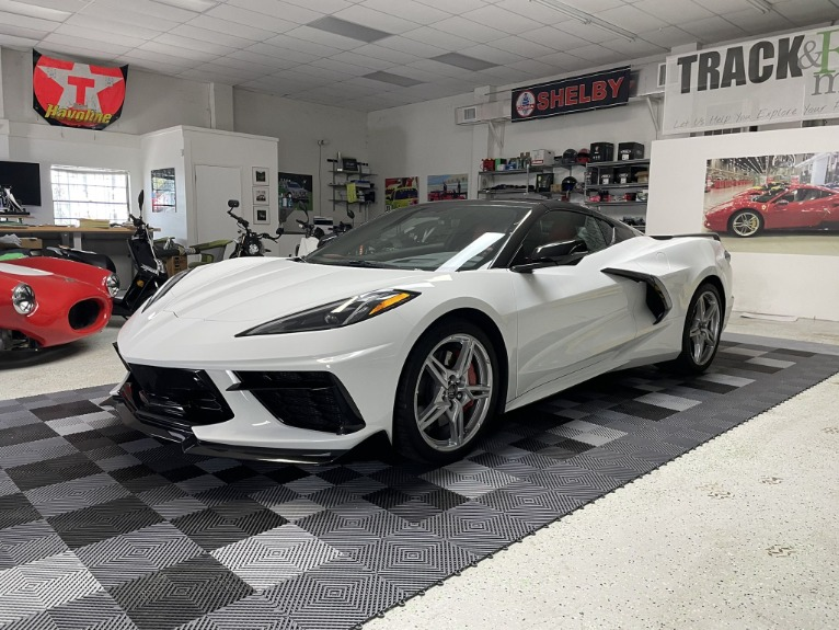 Used 2020 Chevrolet Corvette Stingray Coupe 2D for sale Sold at Track & Field Motors in Safety Harbor FL 34695 4