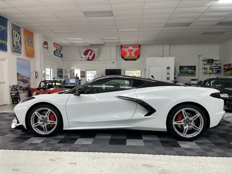 Used 2020 Chevrolet Corvette Stingray Coupe 2D for sale Sold at Track & Field Motors in Safety Harbor FL 34695 5