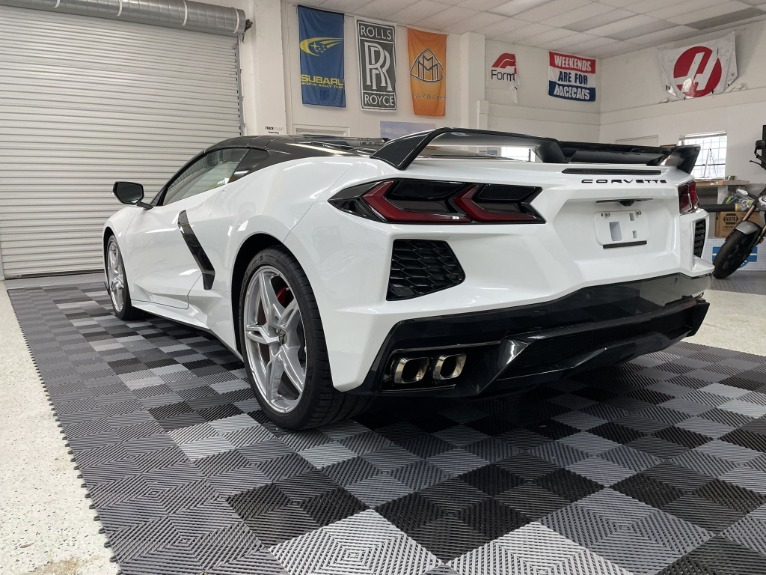 Used 2020 Chevrolet Corvette Stingray Coupe 2D for sale Sold at Track & Field Motors in Safety Harbor FL 34695 6