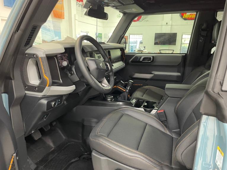 Used 2021 Ford Bronco Badlands Sport Utility 4D for sale Sold at Track & Field Motors in Safety Harbor FL 34695 4