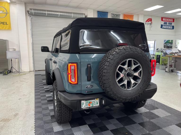 Used 2021 Ford Bronco Badlands Sport Utility 4D for sale Sold at Track & Field Motors in Safety Harbor FL 34695 5