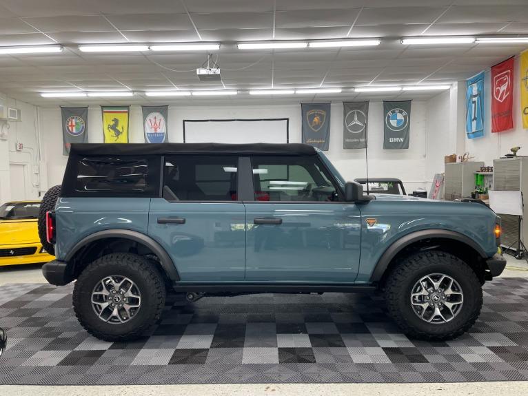 Used 2021 Ford Bronco Badlands Sport Utility 4D for sale Sold at Track & Field Motors in Safety Harbor FL 34695 7