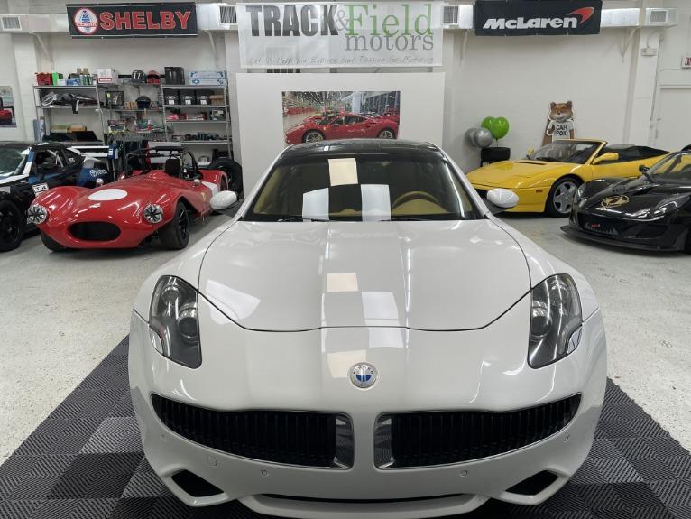 Used 2012 Fisker Karma EcoSport Sedan 4D for sale Sold at Track & Field Motors in Safety Harbor FL 34695 2