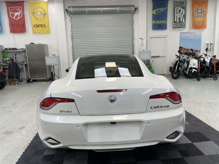 Used 2012 Fisker Karma EcoSport Sedan 4D for sale Sold at Track & Field Motors in Safety Harbor FL 34695 5