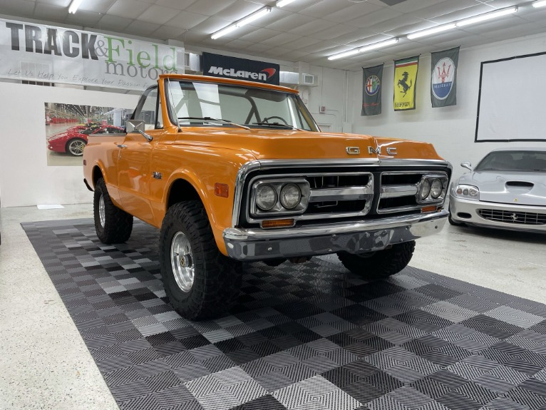 Used 1973 GMC Jimmy Custom for sale $59,997 at Track & Field Motors in Safety Harbor FL 34695 2