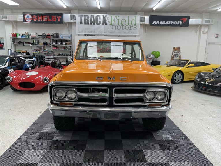 Used 1973 GMC Jimmy Custom for sale $59,997 at Track & Field Motors in Safety Harbor FL 34695 3