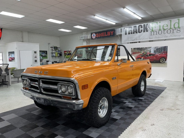 Used 1973 GMC Jimmy Custom for sale $59,997 at Track & Field Motors in Safety Harbor FL 34695 4