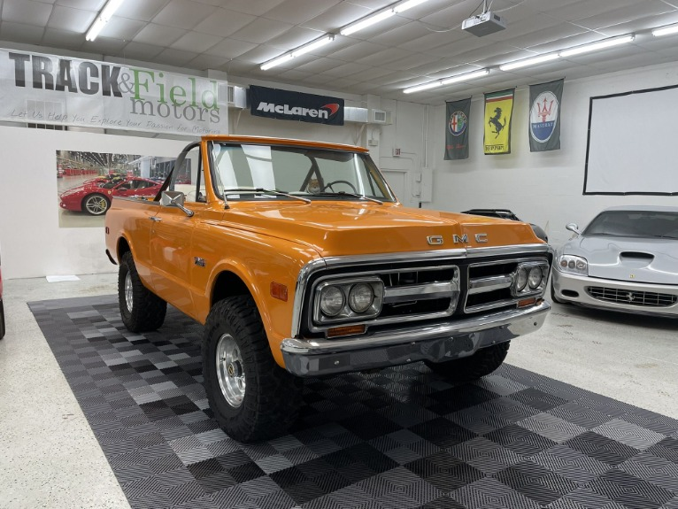 Used 1973 GMC Jimmy Custom for sale $59,997 at Track & Field Motors in Safety Harbor FL 34695 1