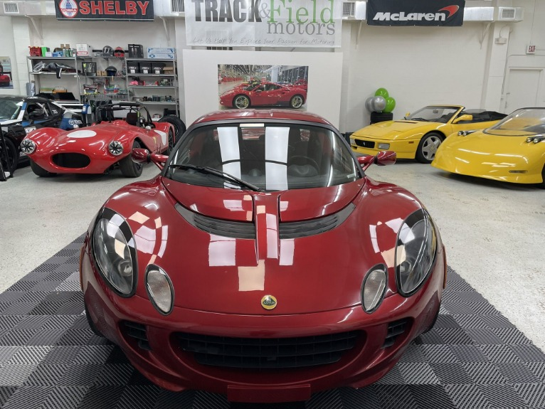 Used 2006 Lotus Elise Coupe 2D for sale $49,997 at Track & Field Motors in Safety Harbor FL 34695 2