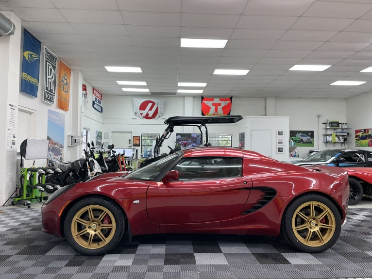 Used 2006 Lotus Elise Coupe 2D for sale $49,997 at Track & Field Motors in Safety Harbor FL 34695 4