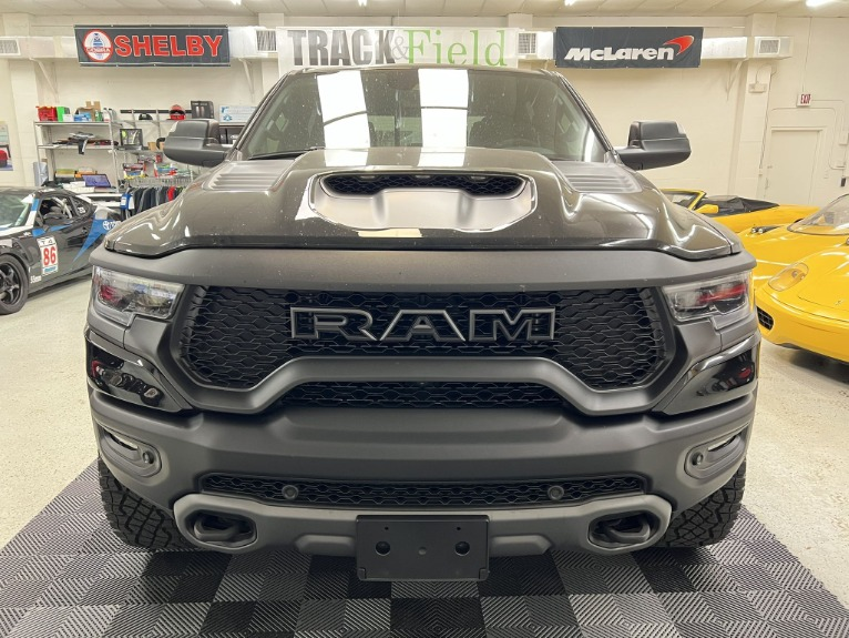 Used 2021 Ram 1500 Crew Cab TRX Pickup 4D 5 1/2 ft for sale $149,997 at Track & Field Motors in Safety Harbor FL 34695 4