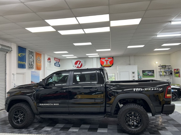 Used 2021 Ram 1500 Crew Cab TRX Pickup 4D 5 1/2 ft for sale $149,997 at Track & Field Motors in Safety Harbor FL 34695 6