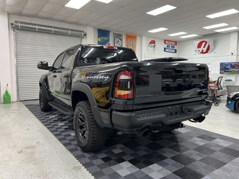 Used 2021 Ram 1500 Crew Cab TRX Pickup 4D 5 1/2 ft for sale $149,997 at Track & Field Motors in Safety Harbor FL 34695 7