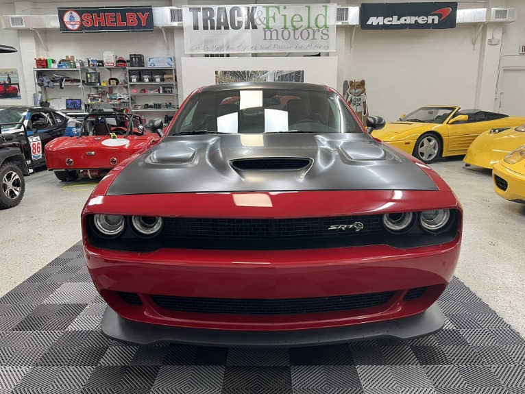 Used 2016 Dodge Challenger hellcat for sale $56,997 at Track & Field Motors in Safety Harbor FL 34695 5