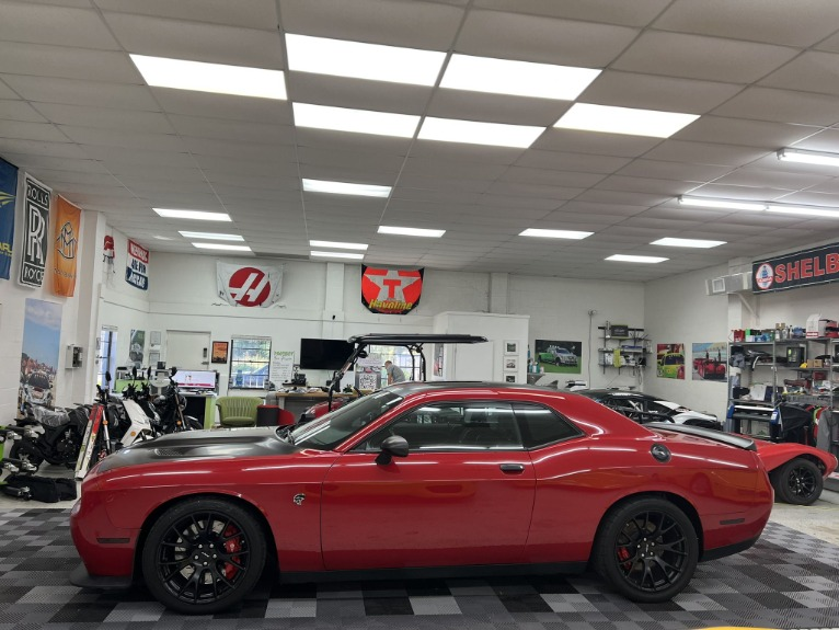 Used 2016 Dodge Challenger hellcat for sale $56,997 at Track & Field Motors in Safety Harbor FL 34695 7