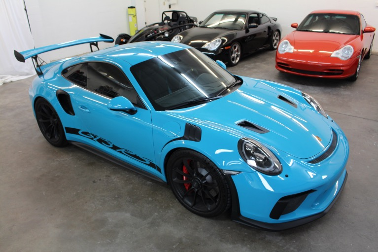 Used 2019 Porsche 911 GT3 RS Coupe 2D for sale $232,997 at Track and Field Motors in Safety Harbor FL 34695 3