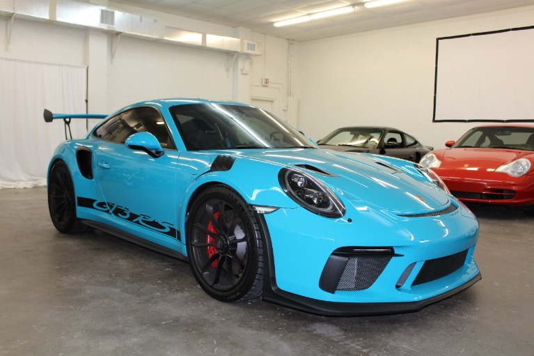 Used 2019 Porsche 911 GT3 RS Coupe 2D for sale $232,997 at Track and Field Motors in Safety Harbor FL 34695 4